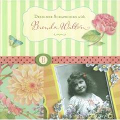 Designer Scrapbook with Brenda Walton[특가판매]