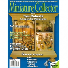 [특가판매]Miniature Collector - 2012.01(JANUARY)