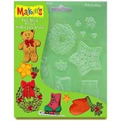 [특가판매]MC39007-Makins Push Molds / Christmas Decor