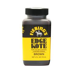 2226-01 Fiebing's Edge Kote 4 oz Brown