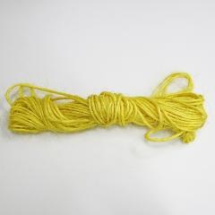 사이잘 색사 - 노랑