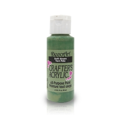 Crafter`s-2 oz(59ml)DCA35 Soft Green