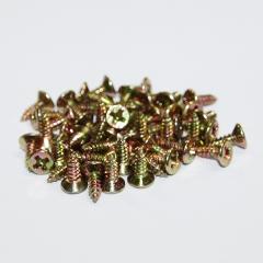 납작나사못 5*8*2.5mm (약 50개)-탈색