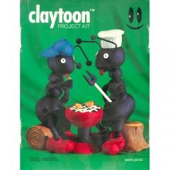 Claytoon Project Kit: Bugs-Swell Picnic[특가판매]