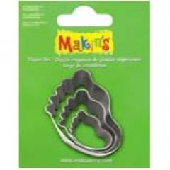[특가판매]36030-Makin`s Cutter Set 3P / Baby Foot