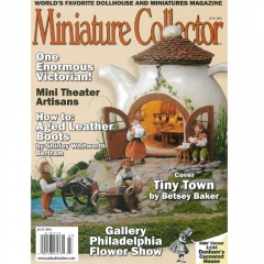 [특가판매]Miniature Collector - 2012.07(July)