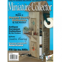 [특가판매]Miniature Collector - 2012.06(JUNE)