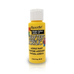 Crafter`s-2 oz(59ml)DCA49 Bright Yellow