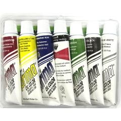 (특가판매)2290 Prima oil color 7 tube set (6색+Transp미디움)