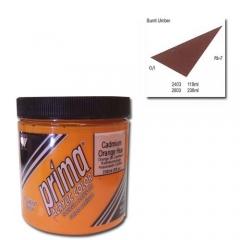 Prima® Acrylic Colors 236ml - 2803 BURNT UMBER
