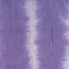운용화선지 염색한지 04 - 보라색계열