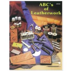 특가팜매61904-00 ABC's Of Leatherwork Book