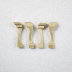 43111-Sm Cabriole Leg 1 1/4 4pc