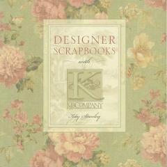 Designer Scrapbook with K & Company[특가판매]