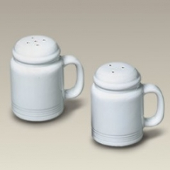 5020 Large Ceramic Salt and Pepper Shakers
