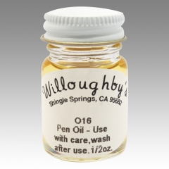 Willoughby`s Pen Oil 1/2 oz