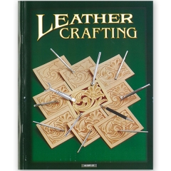 특가판매61891-01 Leathercrafting Book