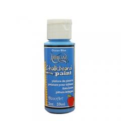 [특가판매]DS100-칠판페인트/ Chalkboard Paint - 2oz(59ml) Ocean Blue