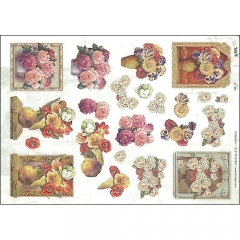 Floral/Butterflies-571585
