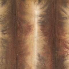 일반 염색한지 01 - 갈색계열