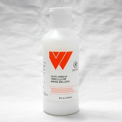 2864 Weber Gloss Varnish(유광) 8oz(236ml)