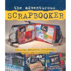 The Adventurous Scrapbooker[특가판매]