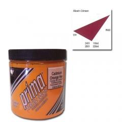 (특가판매)Prima® Acrylic Colors 236ml - 2801 ALIZARIN CRIMSON