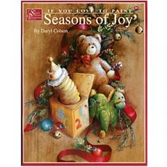 [특가판매]Seasons of Joy, If you Love to Paint