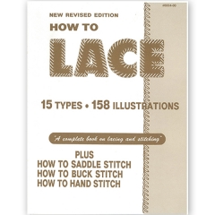 특가판매6004-00 How To Lace Book