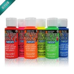 (옵션선택)Crafter`s Neon Color -2 oz(59ml) DCA128~133