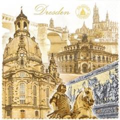 211500-Dresden 넵킨페이퍼(20매)