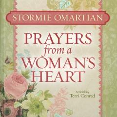 [특가판매]Prayers from a Woman's Heart by Stormie Omartian