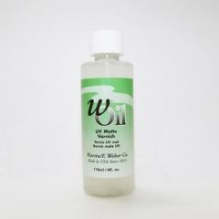 [특가판매]7480 W-Oil (Water Mixable Oil Color) Matte Varnish & Medium-4 oz (118ml)