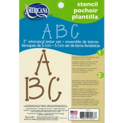 """AS16 - 2"""" Whimsical (contains 4 sheets)"""