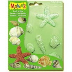 [특가판매]MC39003-Makins Push Molds / Sea Shells
