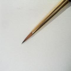 JPOP1-Josephine Gold Brush-Pionter #1