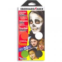 Face Paints Set(고체타입)-Horror[특가판매]