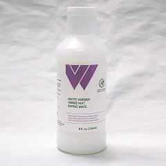 2865 Weber Matte Varnish(무광) 8oz(236ml)