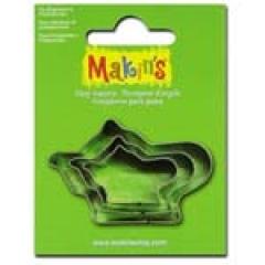 [특가판매]36024-Makin`s Cutter Set 3P / Teapot
