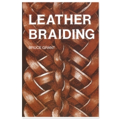 특가판매6022-00 Leather Braiding Book