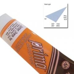 (특가판매)Prima® Acrylic Colors 118ml - 2427 VIOLET LT