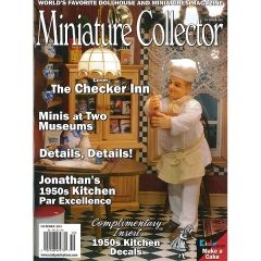 [특가판매]Miniature Collector - 2011.10(October)
