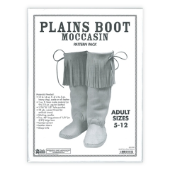 특가판매6035-00 Adult Plains Boot Moc Pattern Pack