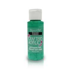 Crafter`s-2 oz(59ml)DCA42 Turquoise