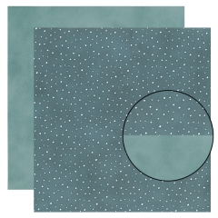 Cardstock:PA-0649 Bl Dots & Light Bl CS[특가판매]