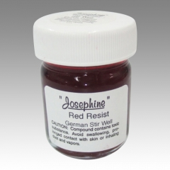 Josephine OJ5-Resist: Red for porcelain & glass- 1 oz