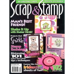 Scrap & Stamp Arts September 2008[특가판매]
