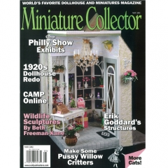 [특가판매]Miniature Collector - 2012.05(May)