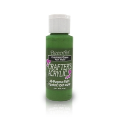Crafter`s-2 oz(59ml)DCA37 Christmas Green