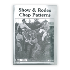특가판매62665-00 Show & Rodeo Chap Pattern Pack